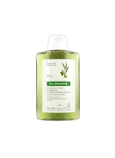 Klorane KLORANE Shampooing L-Olivier 200 ml - Zeytin ekstreli şampuan Renksiz